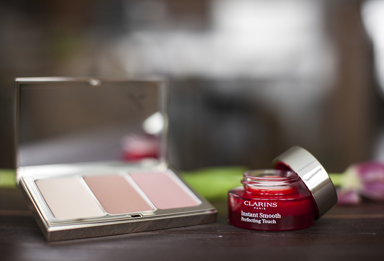 Clarins Instant Beauty Perfectors heleneisfor fashion over reason