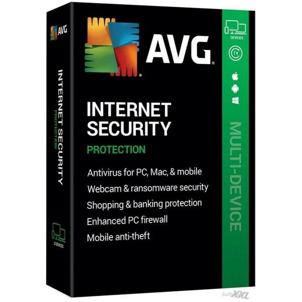 AVG Internet Security 2020 v20.6.3135 Download Grátis