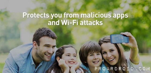 تحميل تطبيق الحماية القوي ZoneAlarm Mobile Security Premium