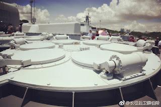 PLAN Chinese Navy Type 052C