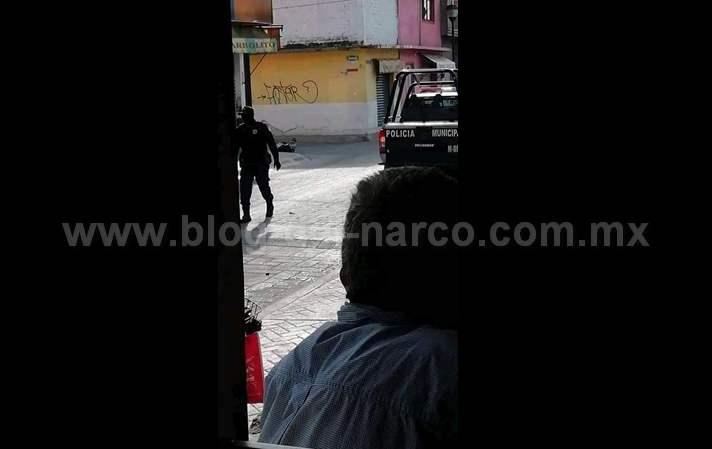 Sicarios atacan oficinas del Ministerio Público en Villagrán; Guanajuato y dejan artefacto explosivo