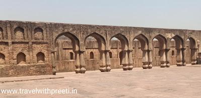 शीतल गढ़ी (किला) छतरपुर - Sheetal Garhi (Fort) Chhatarpur
