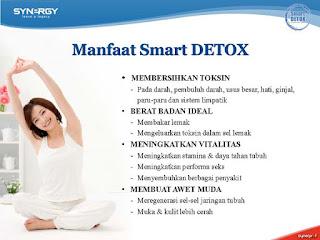 Smart Detox diet alami