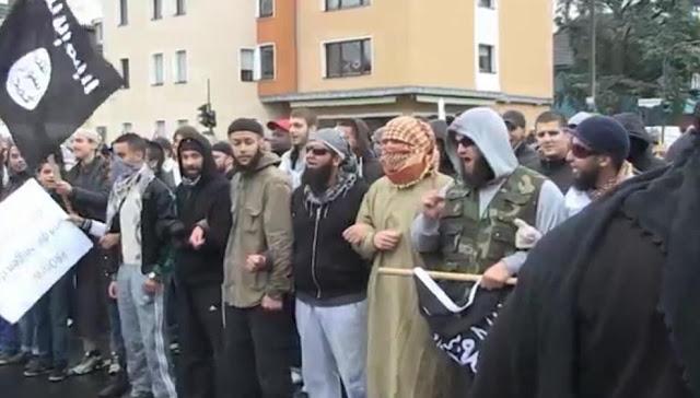 Συνελήφθη στη Γερμανία τζιχαντιστής που νοίκιαζε σπίτια στην Ελλάδα για τον ISIS