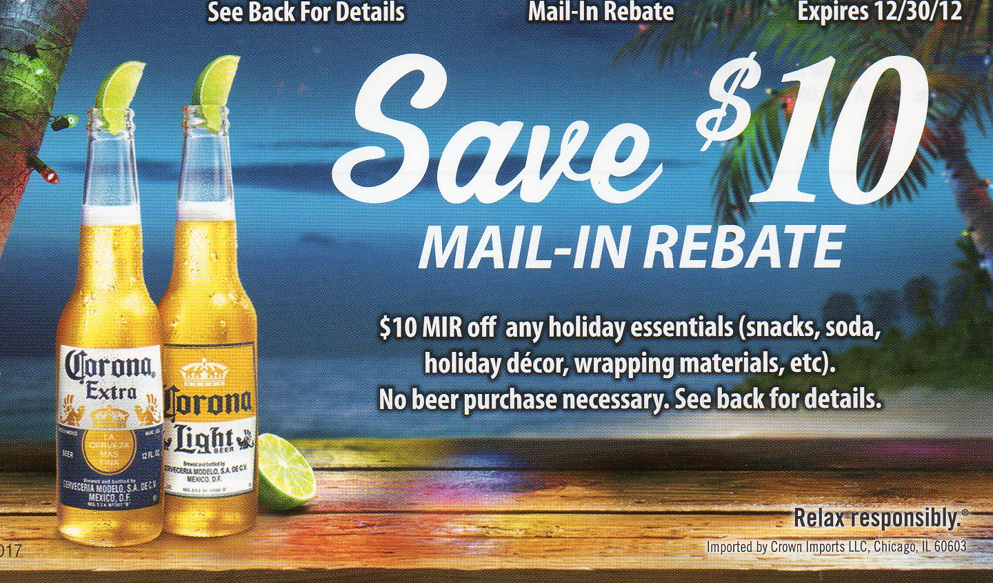 picture regarding Beer Coupons Printable called Corona beer discount codes printable