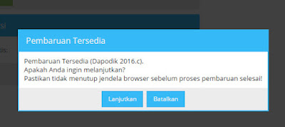 Download Patch Aplikasi DAPODIK 2016c Terbaru