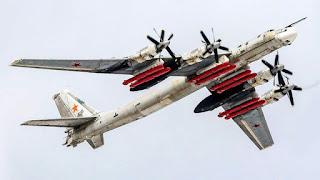 Pembom Rusia Tu-95