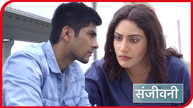 Big Mistake : Vardhan's ace of spades Ishani stake Sid's career in Sanjivani 2