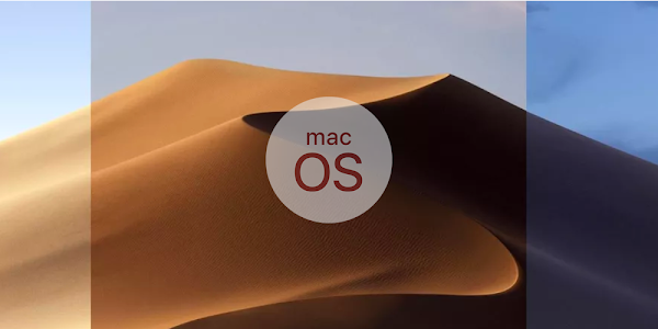 Apple macOS  10.14 Mojave