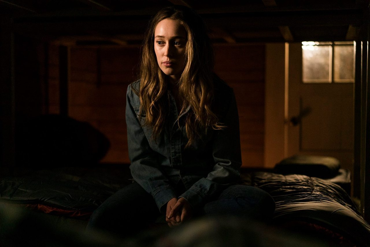 Alicia Clark en el 3x06 de Fear The Walking Dead