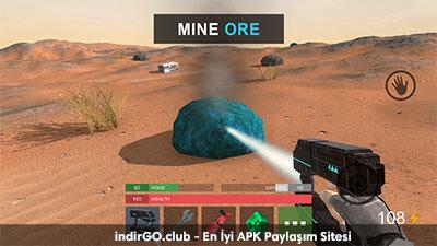 Marsus Survival on Mars Hile APK