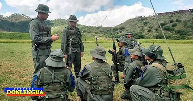 PLOMO   Le cayeron a tiros a 29 militares de las FANB en la frontera con Colombia