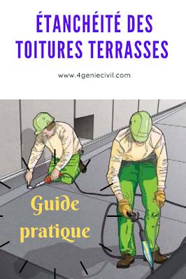 L'étanchéité des toitures terrasses - Guide pratique en pdf