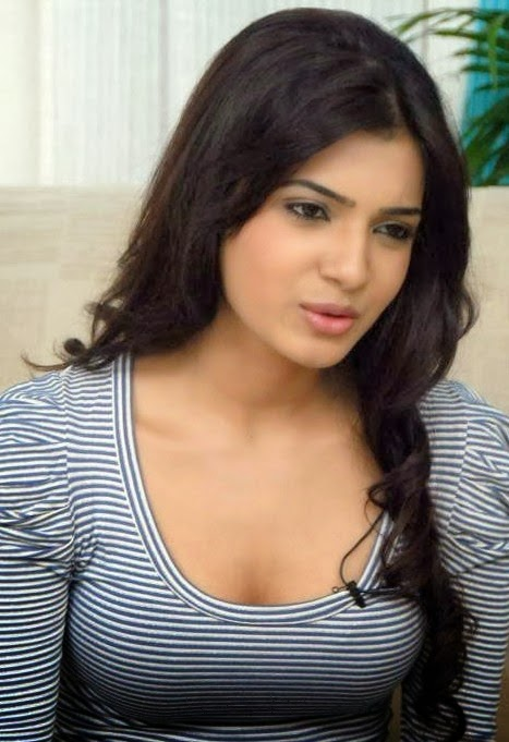 Bollwood Actress Actress Samantha Hot Sexy Pictures