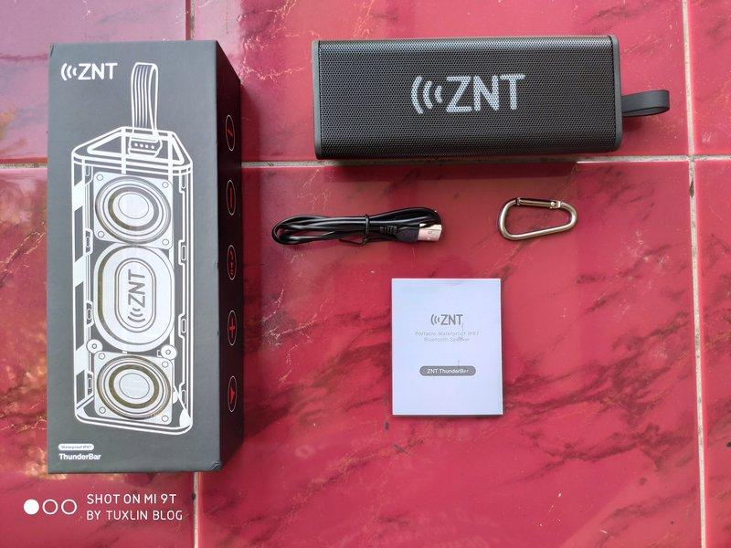 Paket Pembelian ZNT ThunderBar