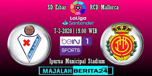 Prediksi Eibar vs RCD Mallorca