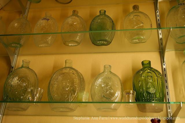 Mercer Museum Glass