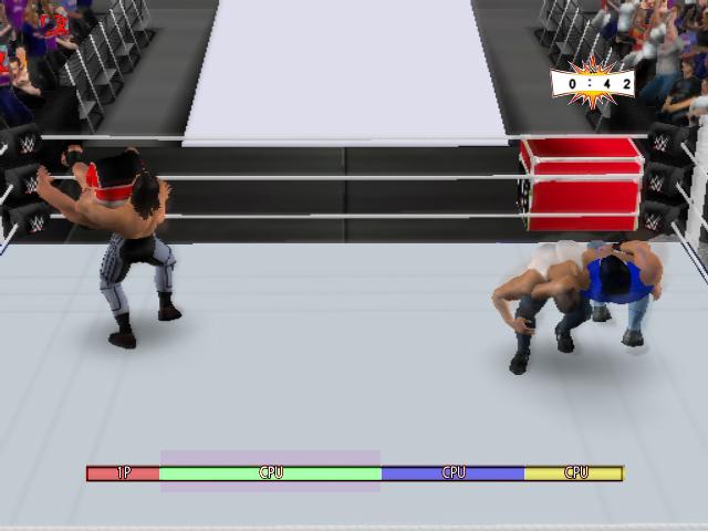 WWE 2k18 PC Game Highly Compressed 321 MB | Hatim's Blogger