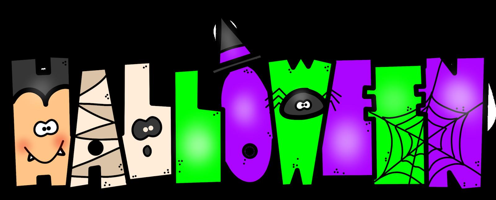 Educlips Design: Free Halloween Sign