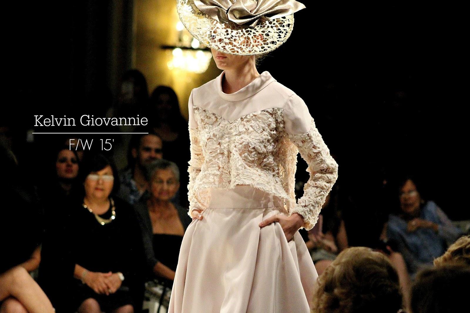 Kelvin Giovannie F/W 2015 - Natalia Bosch