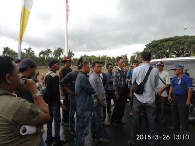 Penggarap Lahan PU Resah Atas Kegiatan Koperasi Pelita Harapan Wonomarto