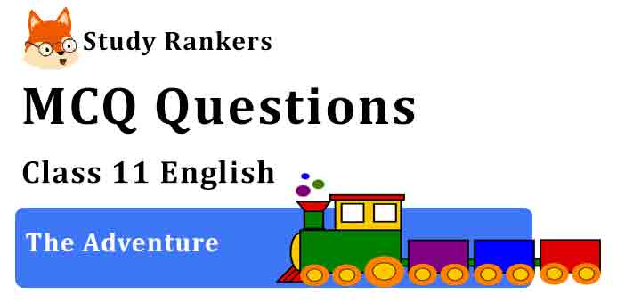 MCQ Questions for Class 11 English Chapter 7 The Adventure Hornbill