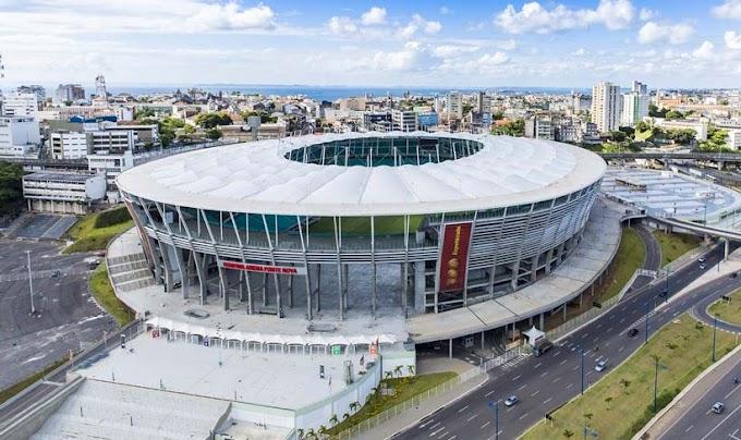 Copa América: Arena Fonte Nova tem balanço positivo de R$ 7,5 milhões