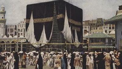 Haji : Dari Kesalihan Spritual menuju Kesalihan Sosial