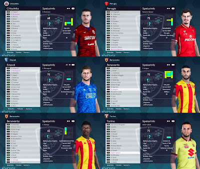 PES 2020 Facepack 6 by Random Facemaker