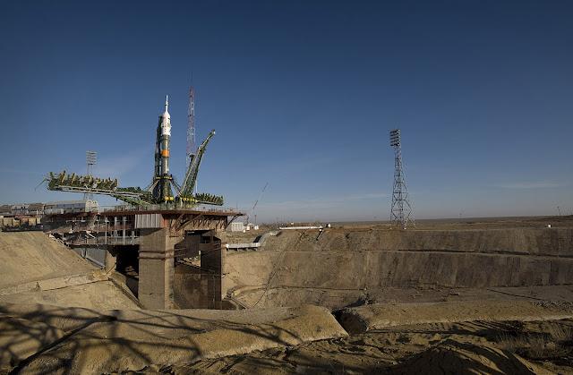 Lokacija 1 - Gagarinov start