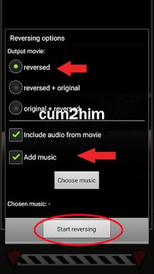 Trik Cara Membuat Video sulap di Android