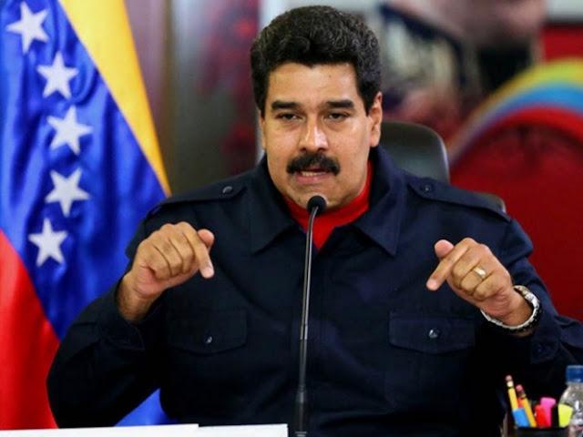 El Dictador Nicolás Maduro asistirá a la coronación de Lopez Obrador en México