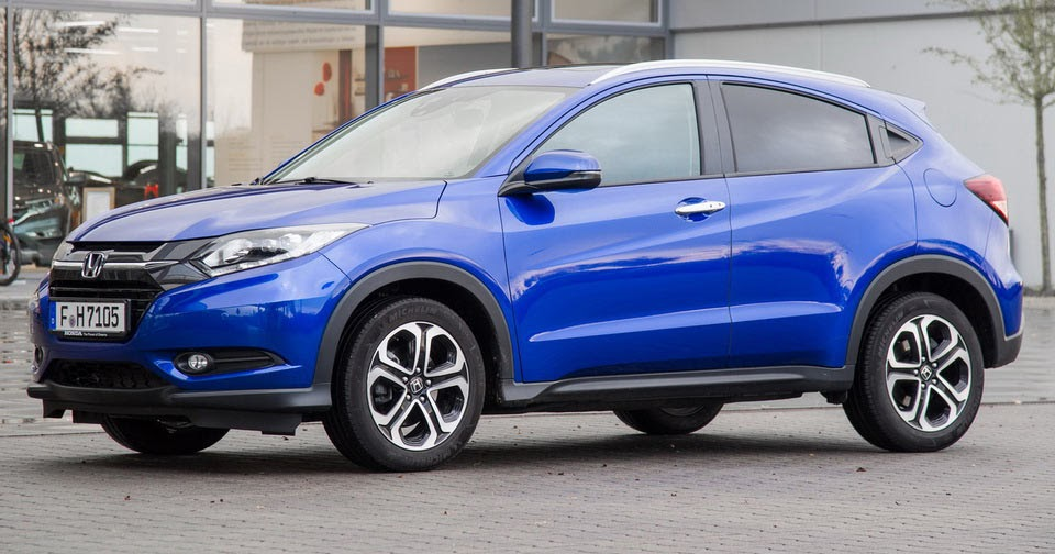 Honda to build euro spec cr v and hr v in japan for Where is the honda cr v built