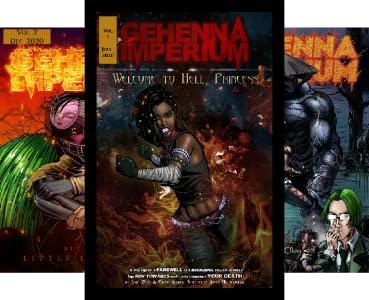 Gehenna Imperium (3 book series)