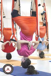 yoga aereo, pilates aereo, air yoga, air pilates, aerial yoga, aerial pilates, cursos, clases, webinar, seminarios, formacion, profesores, instructor, columpio, swing, trapeze
