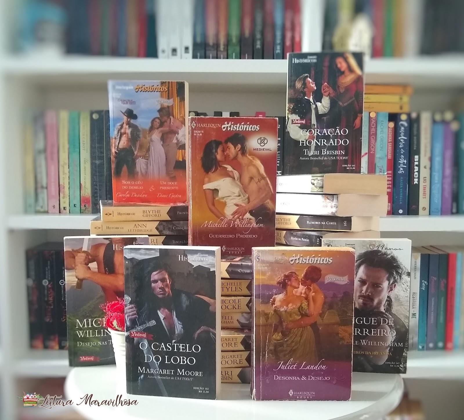 ROMANCES HISTÓRICOS] Harlequin em E-book na Amazon - Leitura Maravilhosa