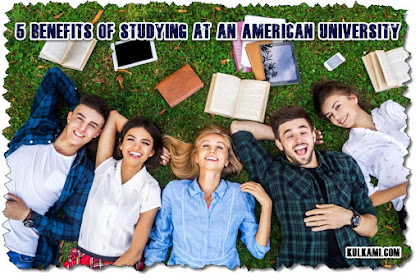 5 benefits of studying at an American university