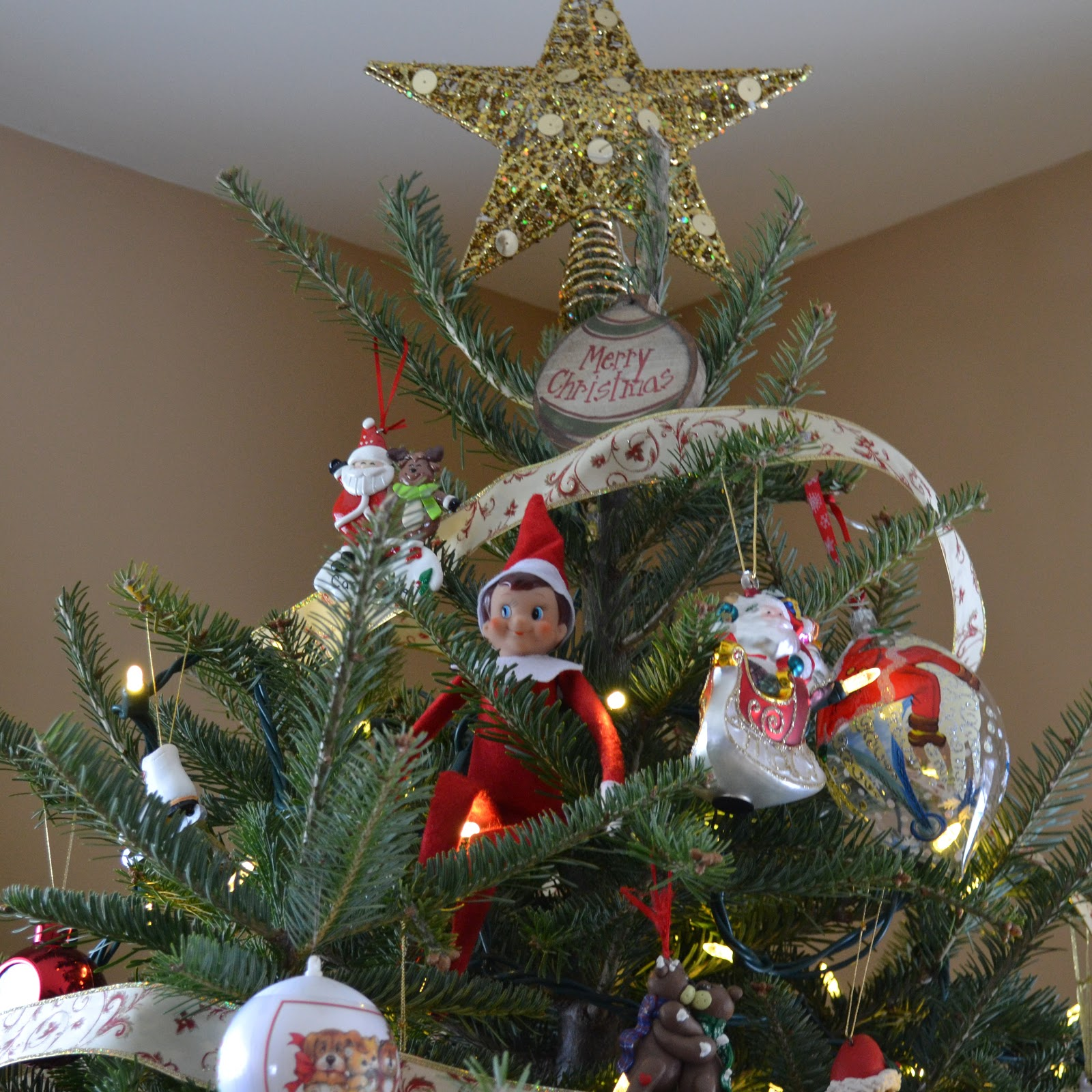 East Coast Mommy Elf On The Shelf Sugar Cone Trees And More