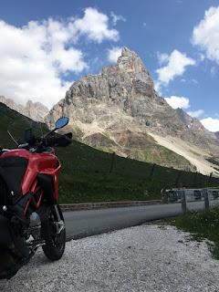 itinerari in moto motoitinerari veneto trentino