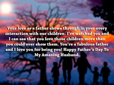 Happy Fathers Day 2017 Quotes for Husband