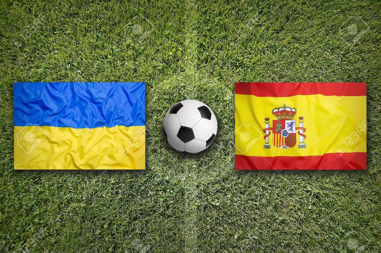 بث مباشر مباراة إسبانيا وأوكرانيا