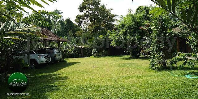 Rumah Etnik di Jogja Utara