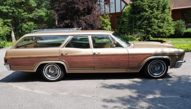 1966 Chevy Caprice Station Wagon   Wagons (Long Roofs ...   1966 Chevrolet Caprice Wagon