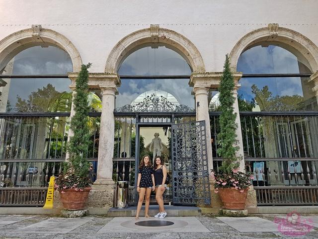 Vizcaya Museum em Miami