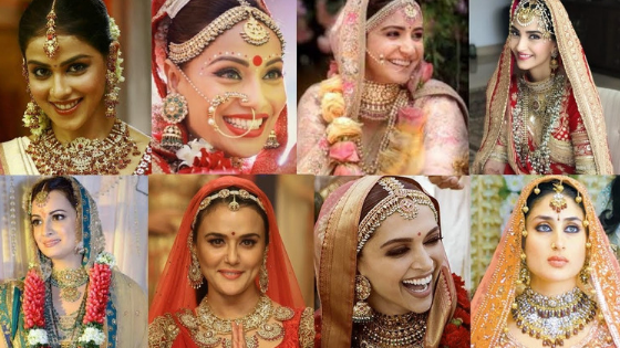 Most Expensive Wedding Dresses Of Bollywood Actresses