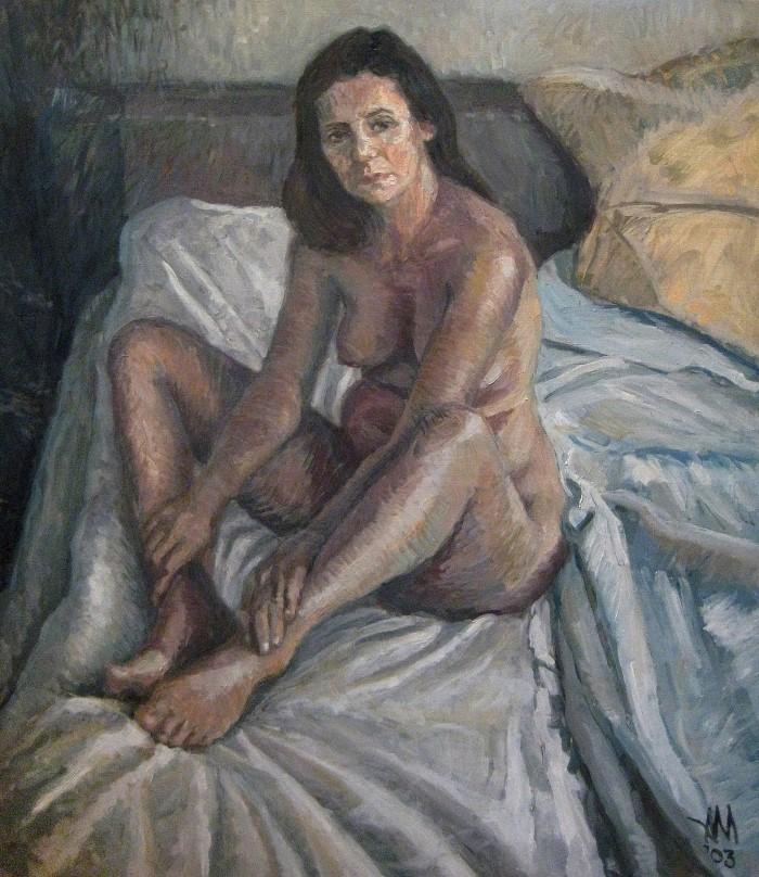Российский художник. Андрей Мирзоян