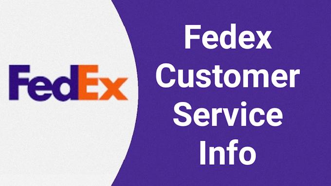 Fedex Customer Service | Fedex Customer Service Phone Number