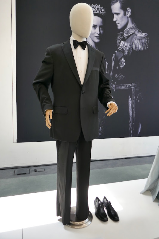 Crown season 2 JFK costume