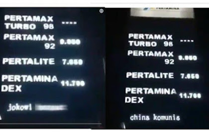 Polisi Tangkap Perekam Video Running Text SPBU Hina Jokowi