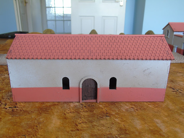 Gangs of Rome scenery building warbases storehouse
